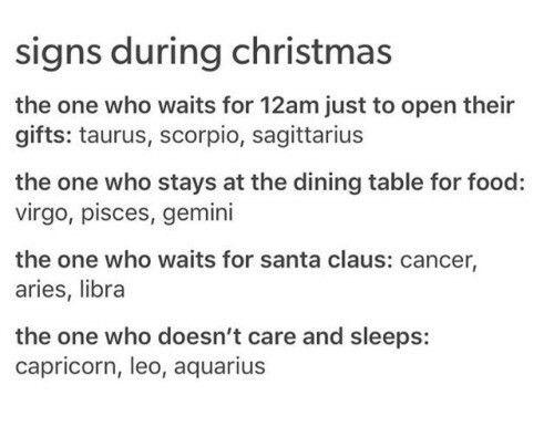 Zodiac Signs During Christmas Gemini And Pisces Zodiac Signs Aquarius Gemini