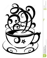 картинки по запросу чашка кофе рисунок раскраски картинки
