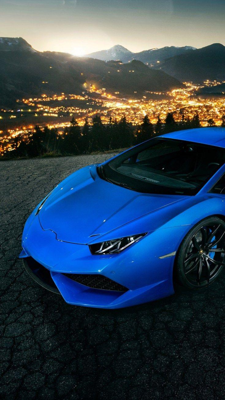 Blue Lamborghini Wallpaper : lamborghini, wallpaper, Lamborghini, IPhone, Wallpaper, Huracan,, Lamborghini,