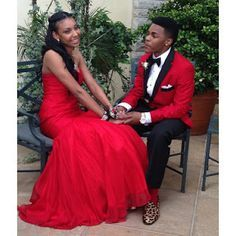 Prom Colors for Couples