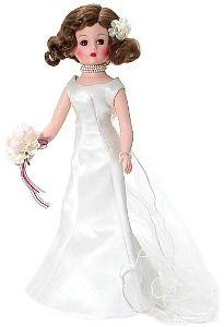 Madame Alexander Dolls - Lasting Memories Bride - Brunette - by Matilda Dolls
