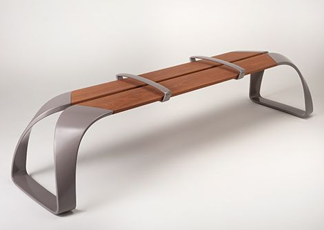 Amazing Urban Bench Design by BMW Designworks   Captivatist ...