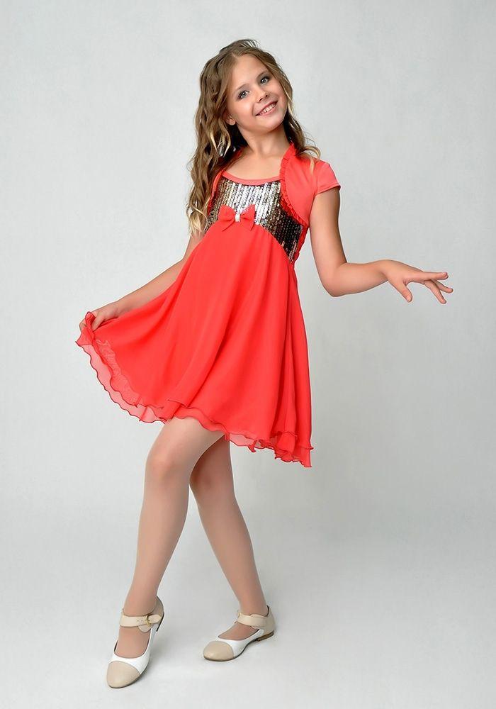 Нарядные платья для девочек 2016 (67 фото): красивые, для ...