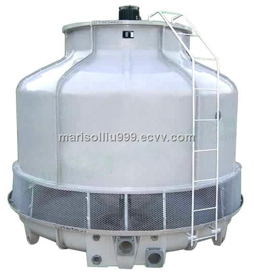 Round Cooling Tower From China Manufacturer Manufactory Factory