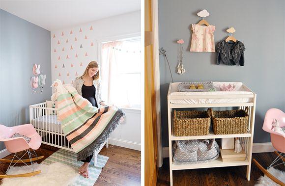 Chambre bébé moderne | Chambre bébé moderne, Blog bebe et Mon bebe