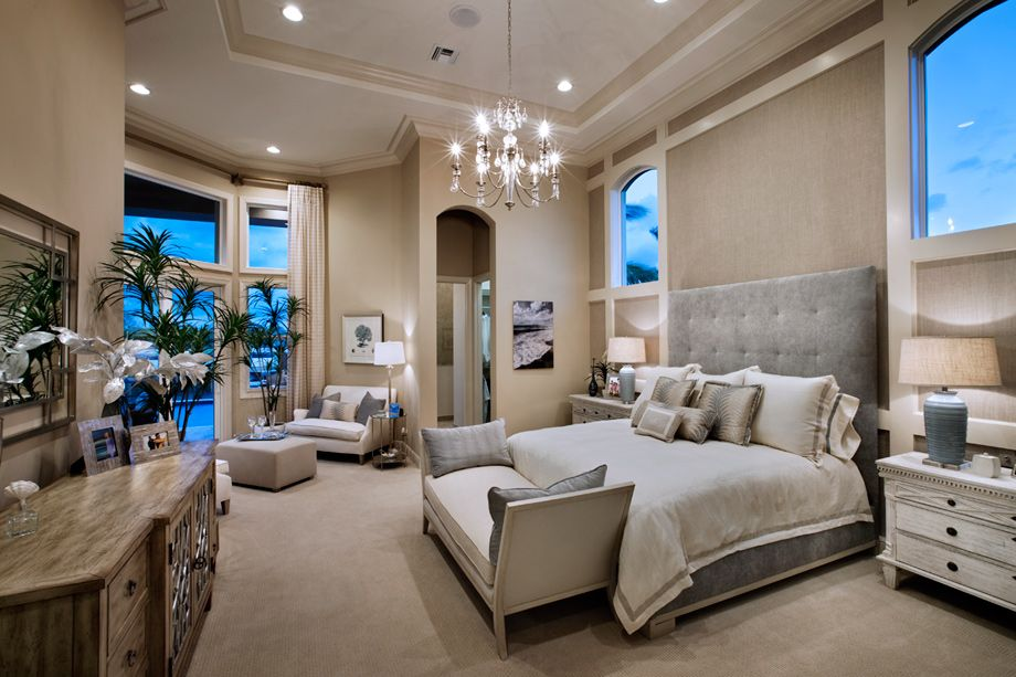 32 Stunning Luxury Master Bedroom Designs Photo Collection: Harbour Collection