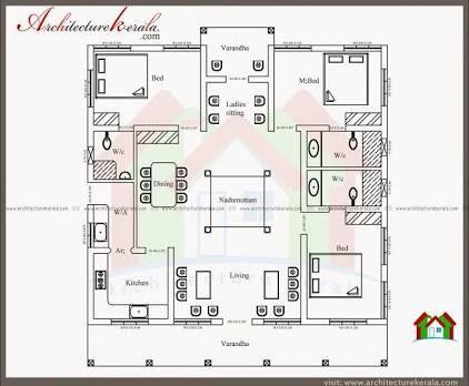 Image Result For Traditional Kerala Nalukettu Houses