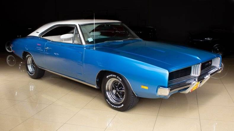 1969 Dodge Charger For Sale 2414843 Hemmings Motor News Dodge Charger For Sale Dodge Charger 1969 Dodge Charger