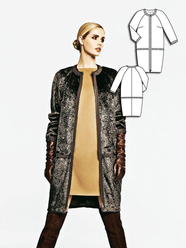 Fur Real: 5 Women\'s Sewing Patterns | Nähen