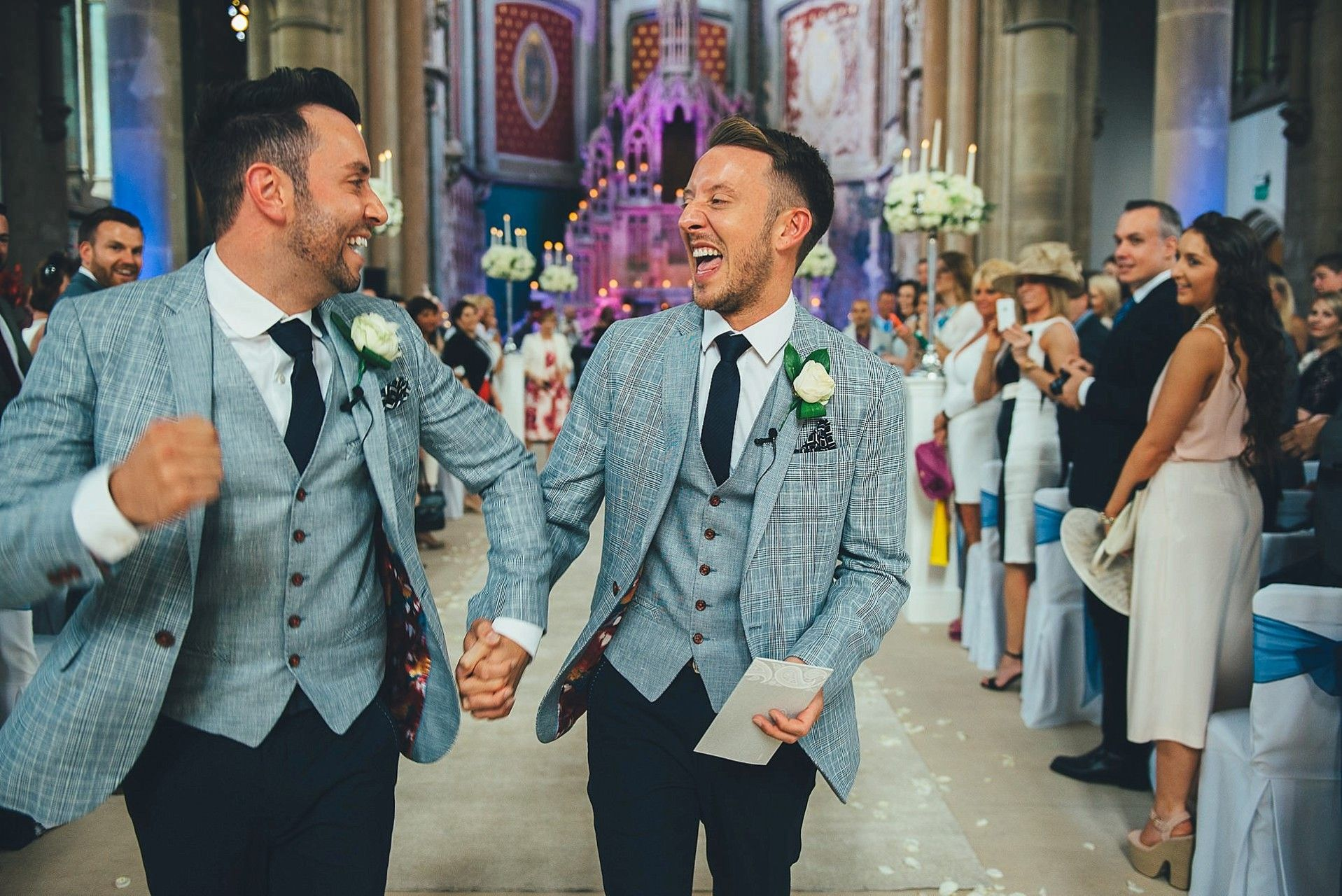 The Monastery in Manchester Wedding From Nicola Thompson Photography ...