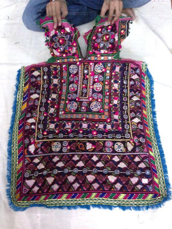 Banjara yough  vintage tribal banjara dress by VishalHandicrafts, $89.00