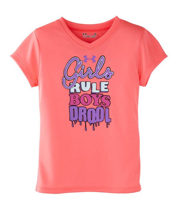 Look at this Brilliance 'Girls Rule' Tee - Infant, Toddler
