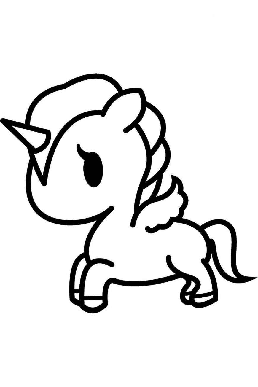 Cute Unicorn Coloring Pages For Kids Unicorn Coloring Pages Cute Coloring Pages Coloring Pages