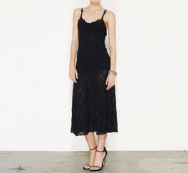 Henri Bendel Black Dress