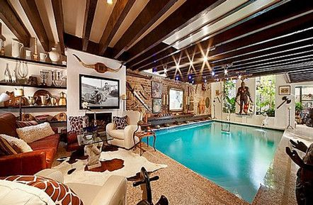Indoor Pools In Homes Enchanting 10 Tantalizing Indoor Swimming Pools  Indoor Pools Indoor And Inspiration Design