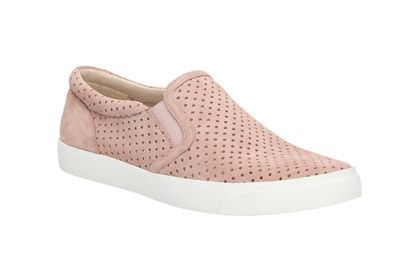Zapatos rosas casual Clarks para mujer 7Rr0vh
