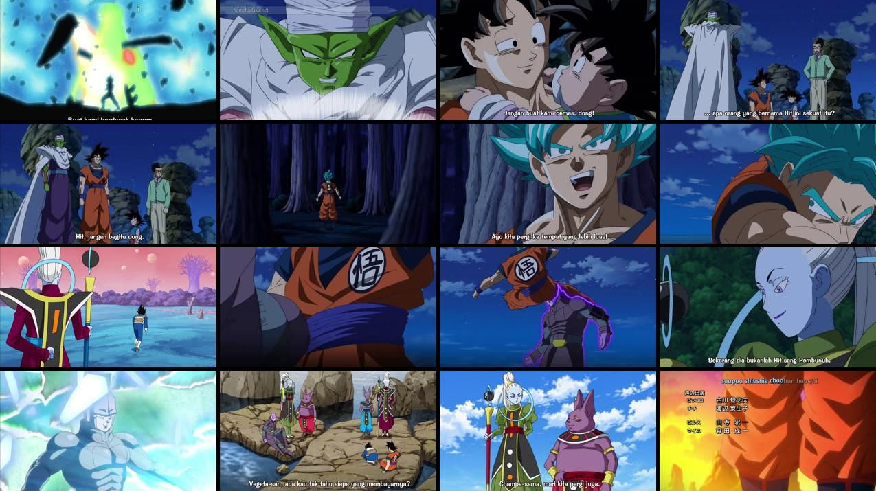 Dragon Ball Super Episode 72 Subtitle Indonesia Free