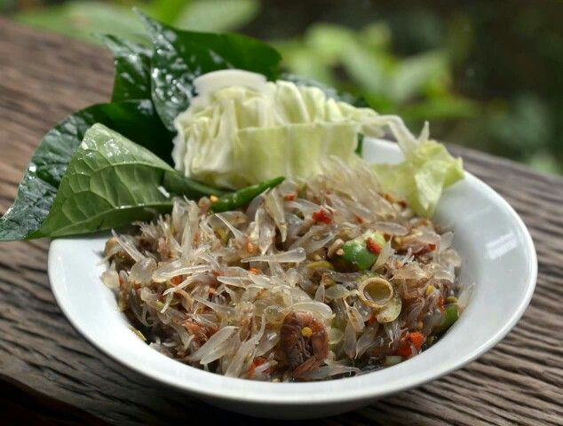 Shauk Thee Thoke Burmese Food Asian Recipes Best Thai Restaurant