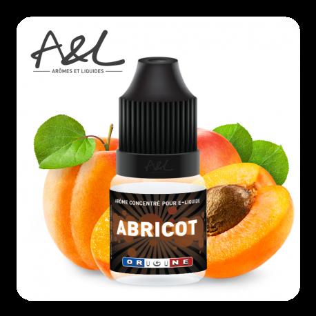Arôme concentré à l'abricot pour la fabrication de E