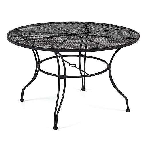 27++ Metal mesh patio dining set Various Types