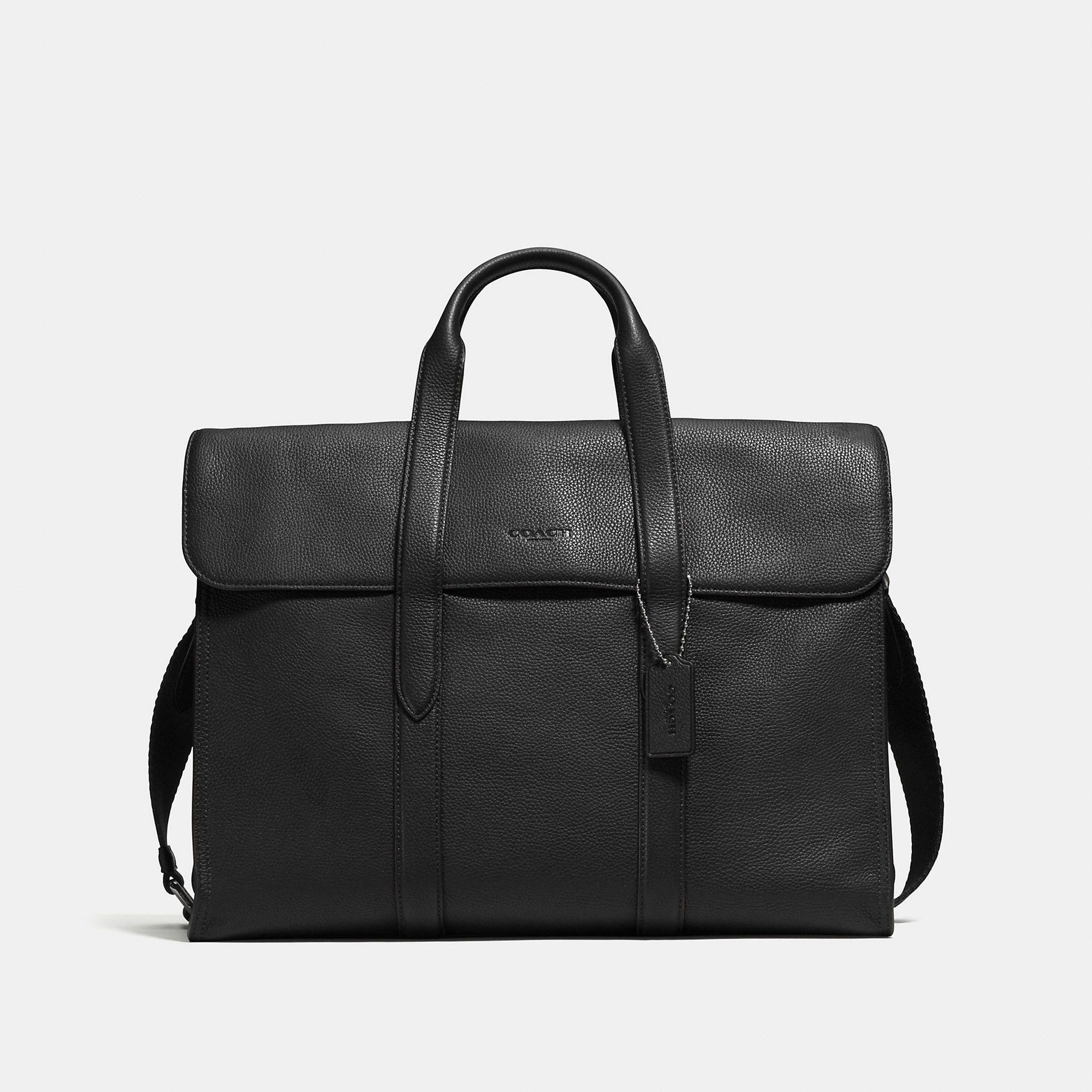 c131e0483d8c Coach Metropolitan Portfolio | Products | Bags, Briefcase, Leather