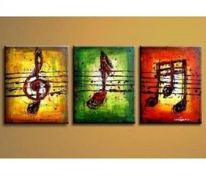 Model Name Music Oil Painting Item No Support Base Canvas Medium Or Acrylic Size Customers Sizes Are Also Available