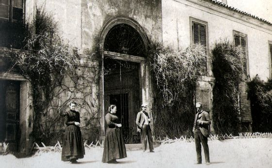 Visita A La Quinta Del Sordo Fotos Antiguas Madrid Pintura Negra Fotos Antiguas