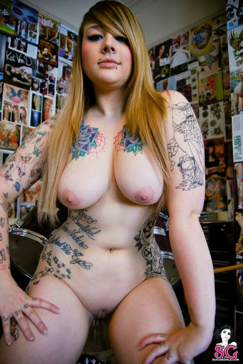 Not Thick suicide girls pussy will