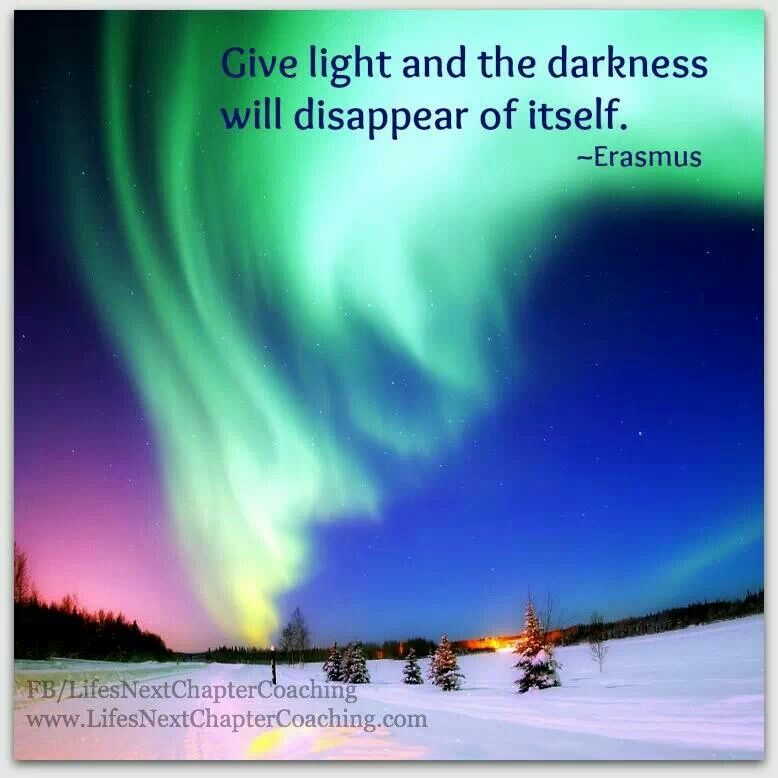 Love and light to all who read this