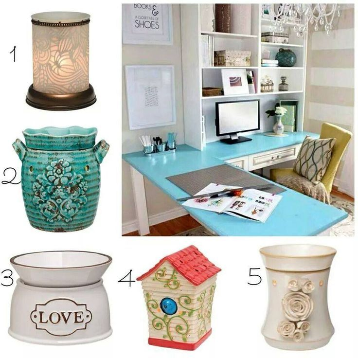Which Scentsy Warmer Would You Choose For This Office Scentsy