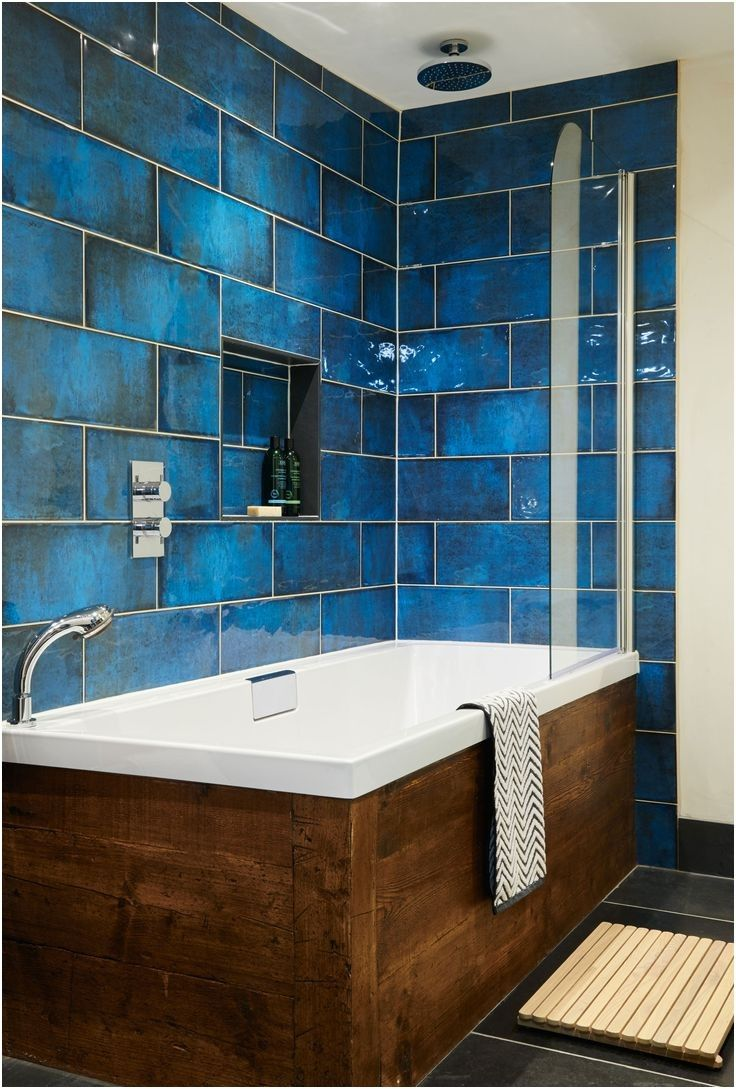 best 25 blue bathroom tiles ideas on pinterest blue tiles from ...