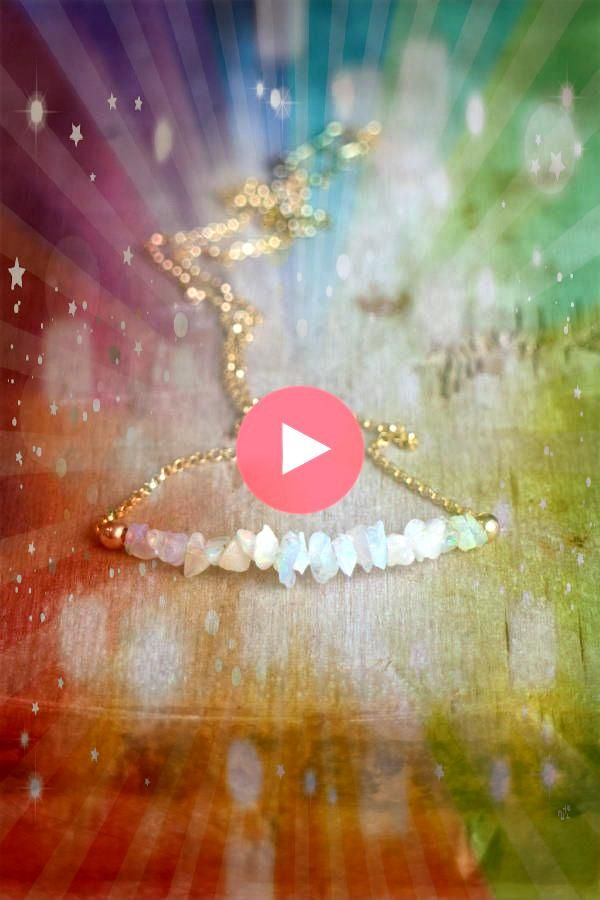 Opal Crystal Necklace October Birthstone Jewelry Fire Opal Choker Birthday Gifts for Women Raw Opal Necklace October Birthstone Fire Opal Jewelry Choker Necklaces for Wom...