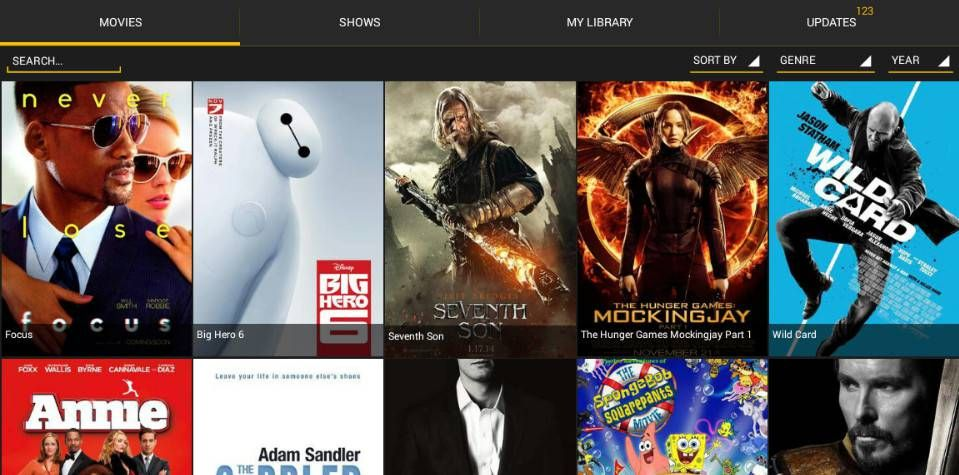 download free movies on my android phone