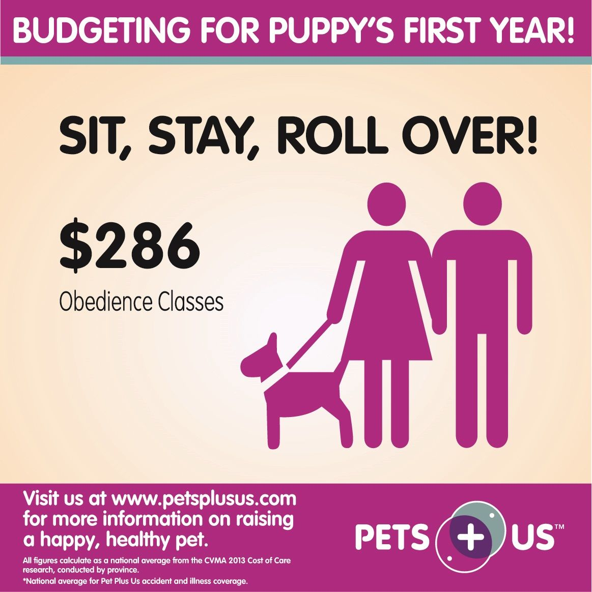 Budgeting For A New Puppy Infographic Puppy Infographic Animal Infographic Infographic