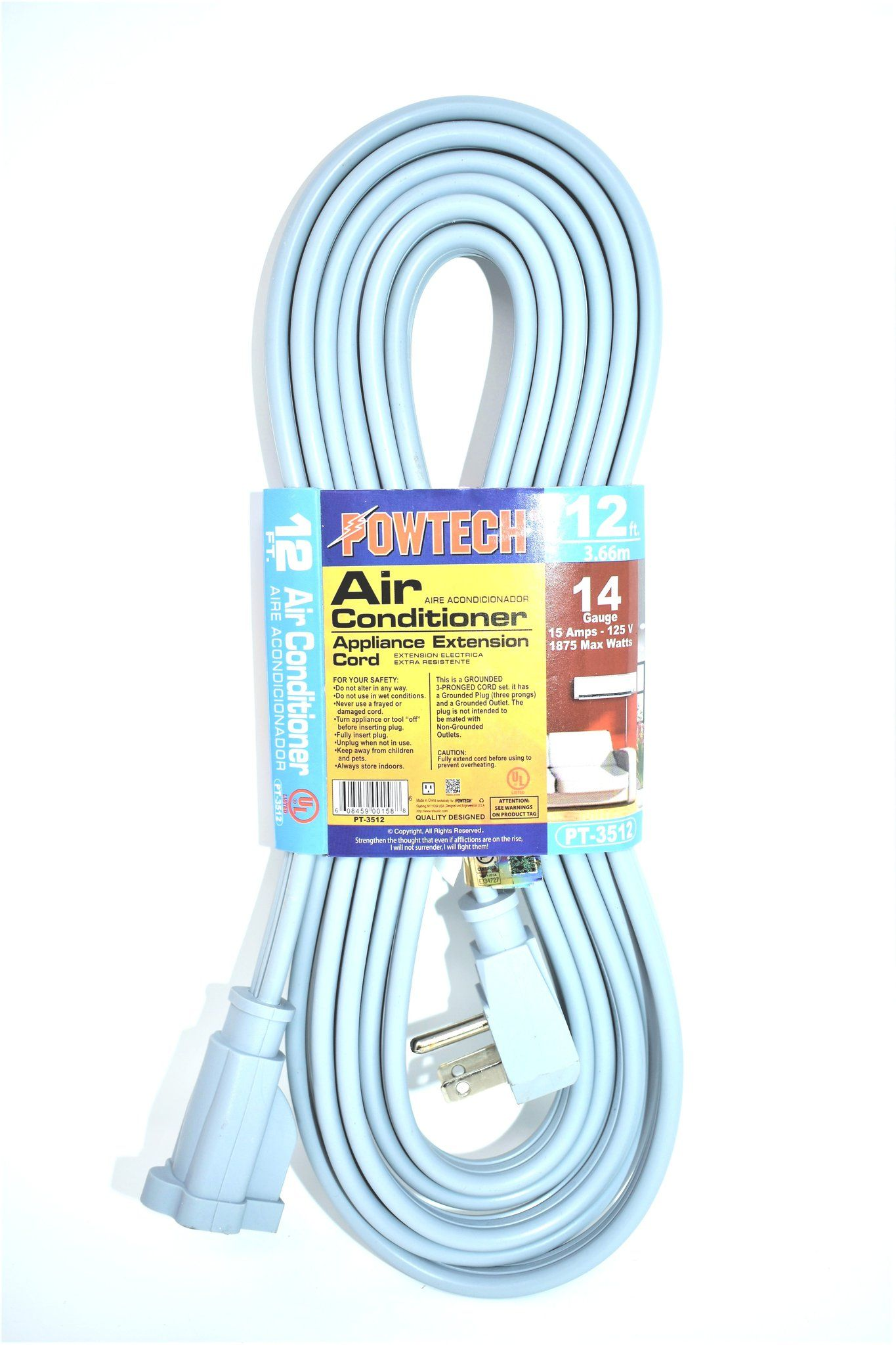 Appliance Extension Cord