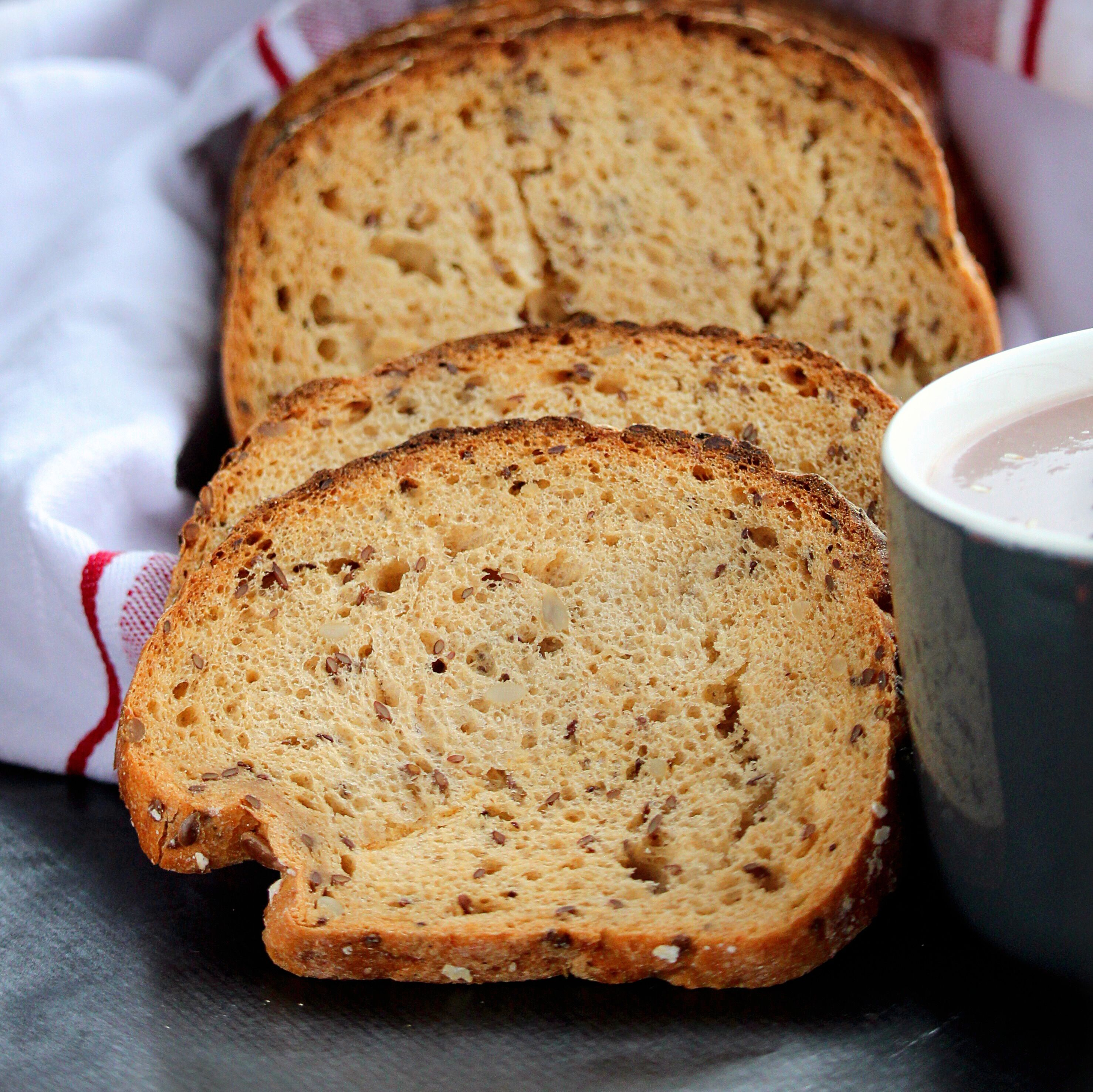 Gluten Free Multigrain Bread Recipe Food Recipes Gluten Free Multigrain Bread Recipe Multigrain Bread Recipe
