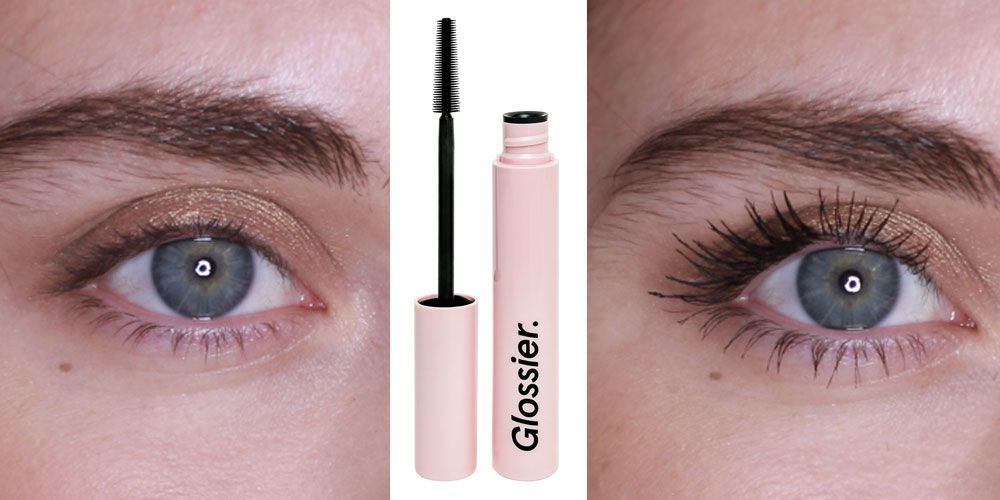 Is Glossier S New Lash Slick Mascara Worth The Hype Mascara Glossier Mascara Eye Makeup Tips