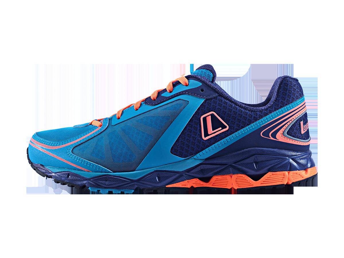 League Zip Run M Indonesia Local Shoes Sepatu Marathon Berlari
