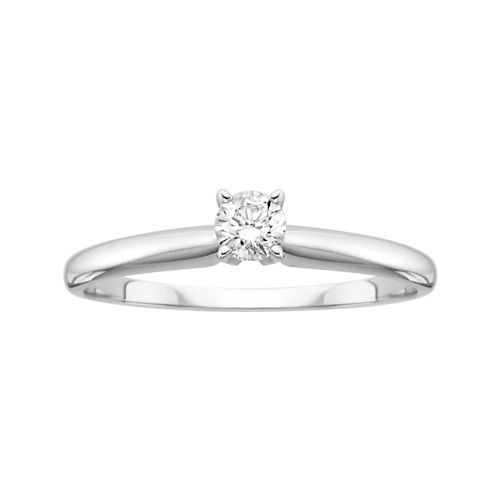 fred meyer jewelers 1 5 ct diamond solitaire engagement. Black Bedroom Furniture Sets. Home Design Ideas