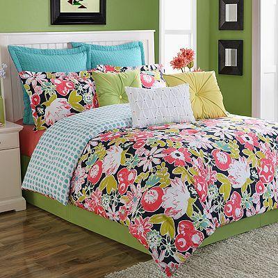 Fiesta Estela Reversible Comforter Set