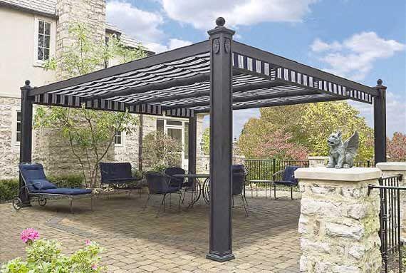 Metal Awnings Deck Canopy Shadetree Canopies Aluminum Pergola Canopy Outdoor Pergola