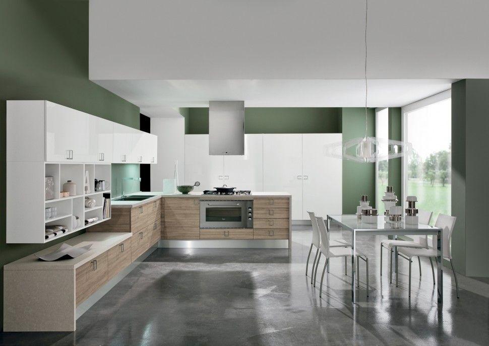 Lungomare | Colombini Casa | Artec linea Cucina | Pinterest ...