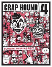 Crap Hound clip-art 'zine reprints.