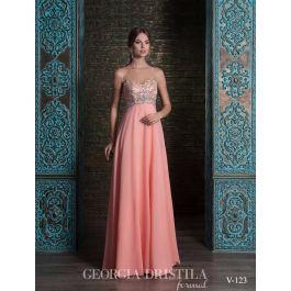032a57795775 Βραδινά & επίσημα φορέματα για την μητέρα της νύφης ή του γαμπρού, για την  κουμπάρα