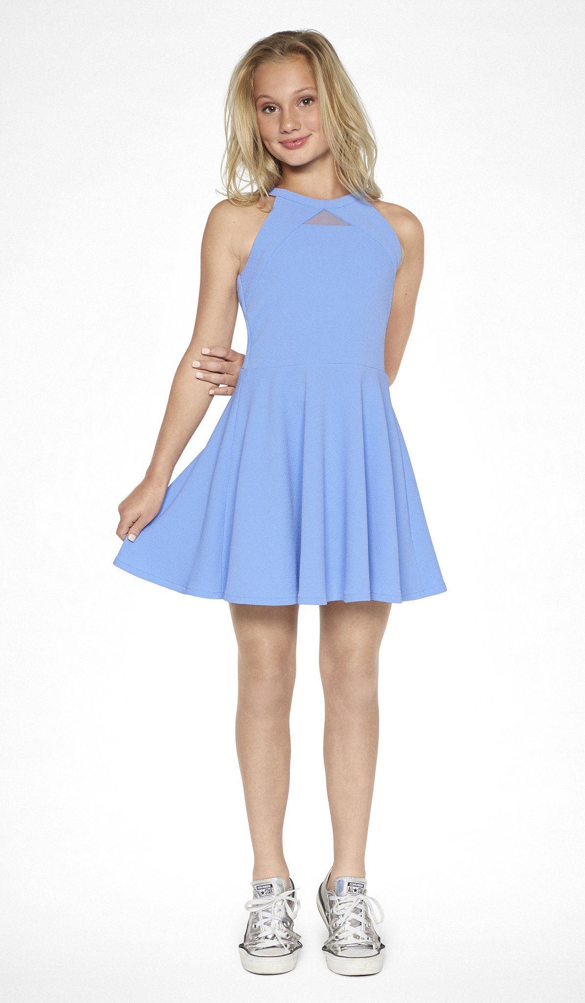 The elise dress (juniors) #sallymiller