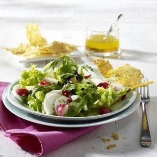 Mairübchensalat mit Parmesan Rezept