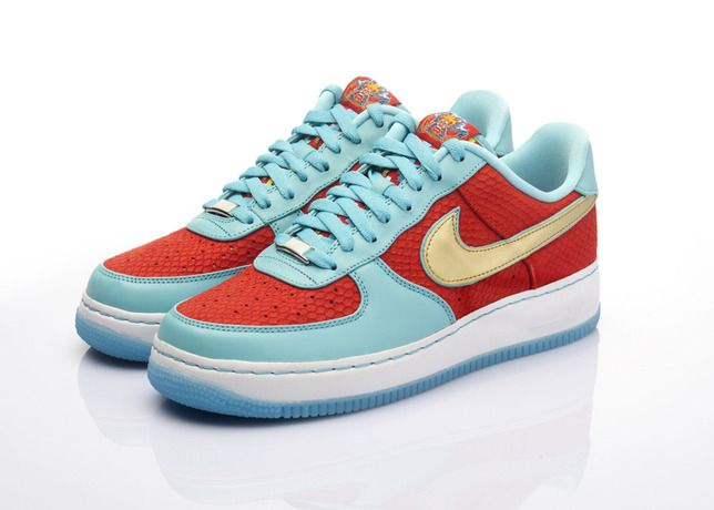 reputable site 96d1e 0ec61 NIKE, Inc. - 2012 Summer Special Edition  The Year of the Dragon AIR FORCE 1  LOW
