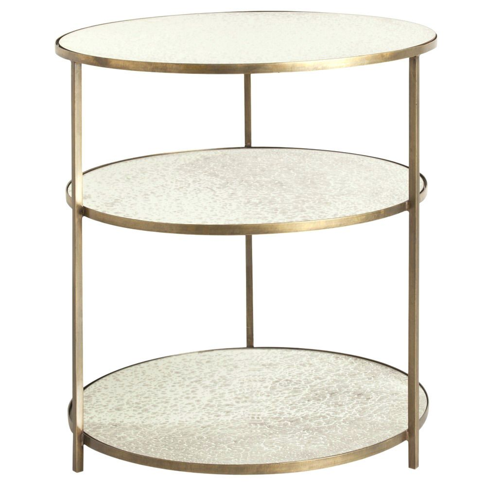 100 Round Mirrored Side Table Best Furniture Gallery Check More At Http