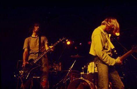 Nirvana, Hollywood, June 14, 1991