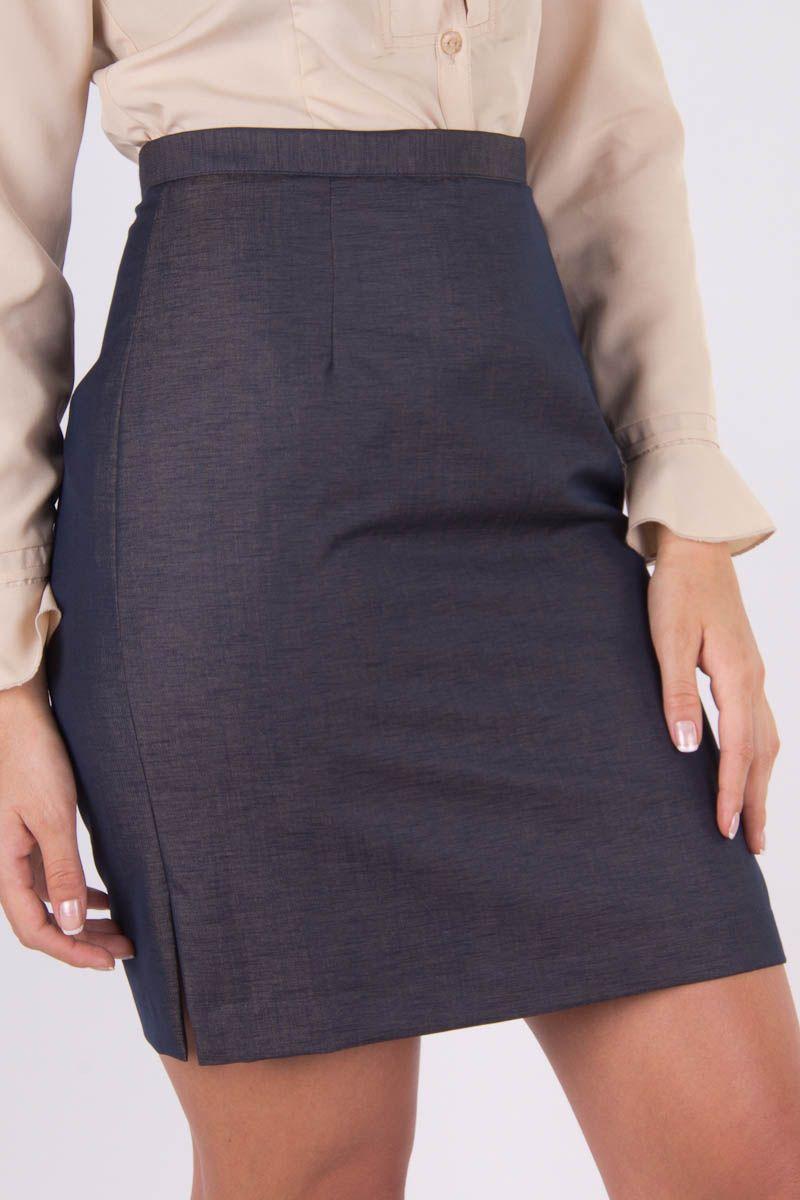 88da99dbba Modelos de falda para oficina  falda  modelos  modelosdeFalda  oficina